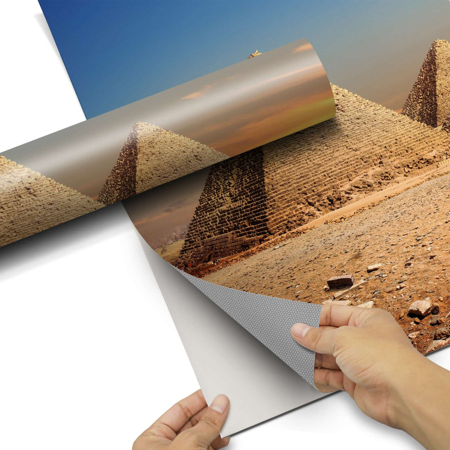 Dekorfolie Pyramids - Do-it-yourself - creatisto