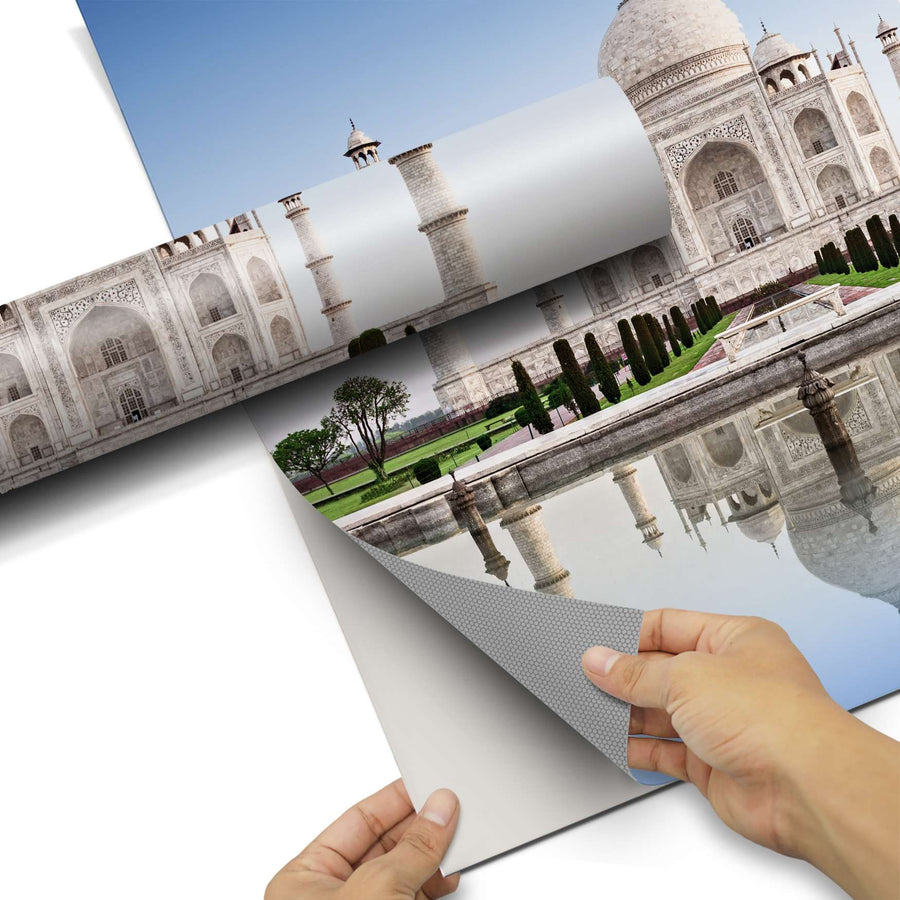 Dekorfolie Taj Mahal - Do-it-yourself - creatisto