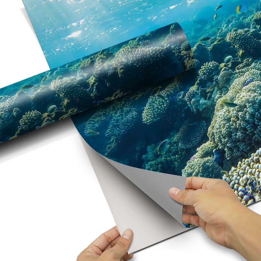 Dekorfolie Underwater World - Do-it-yourself - creatisto