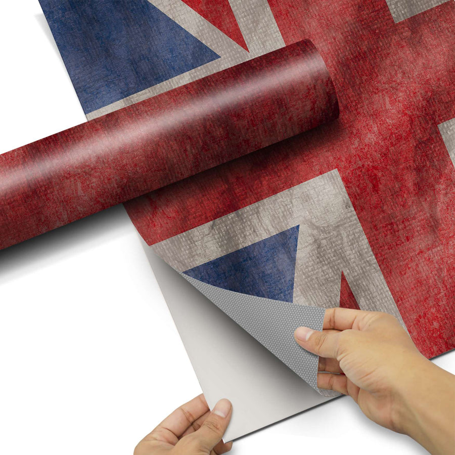 Dekorfolie Union Jack - Do-it-yourself - creatisto