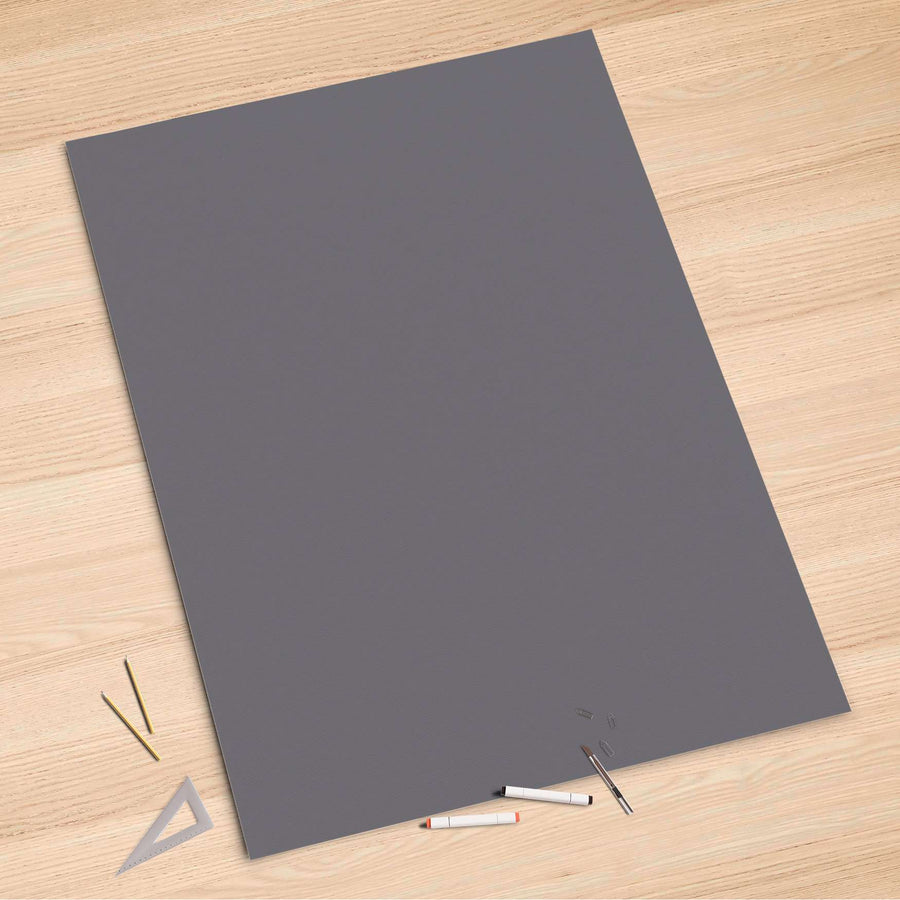 Folienbogen Grau Light - 100x150 cm