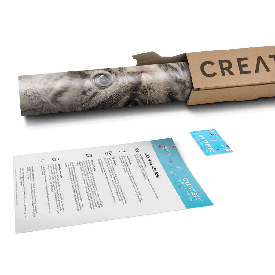Klebefolie Kitty the Cat - Paket - creatisto