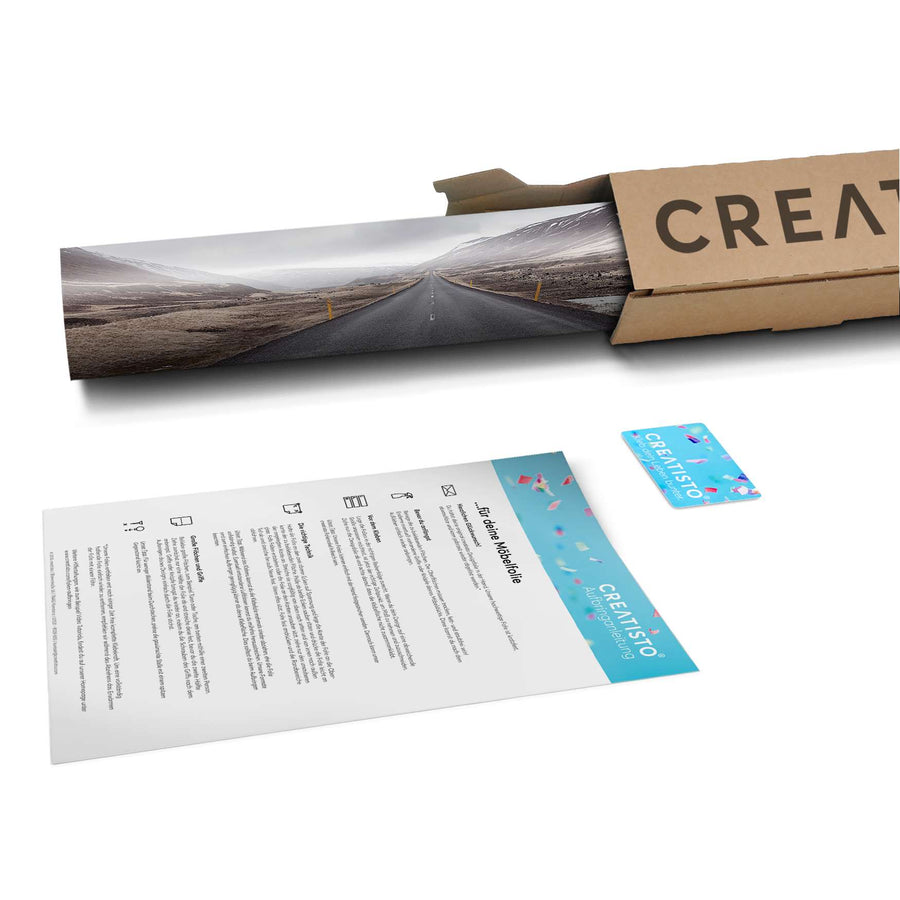 Klebefolie The Road - Paket - creatisto