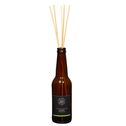 Coconut Lime Stubbie Reed Diffuser