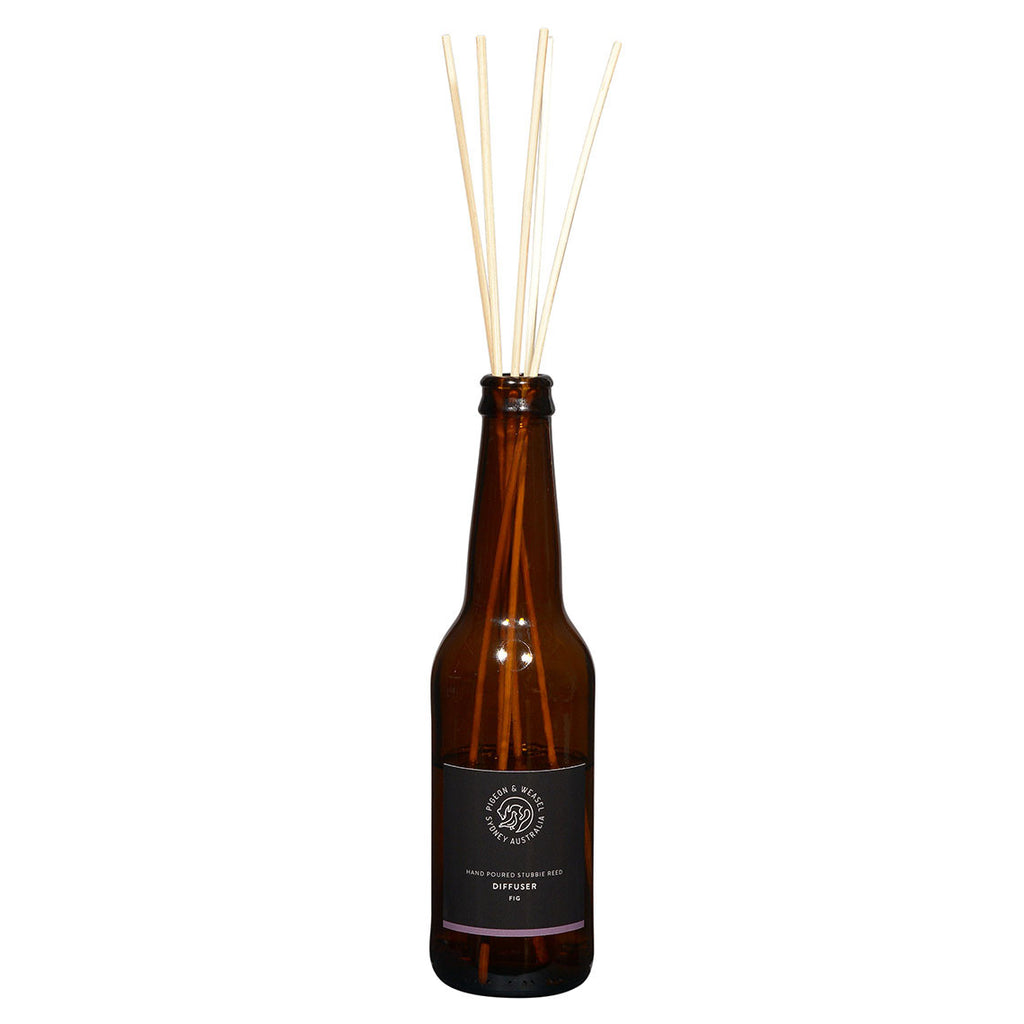 Fig Stubbie Reed Diffuser