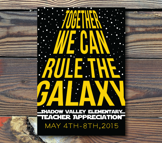 Posters-Together We Can Rule the Galaxy(Star Wars)