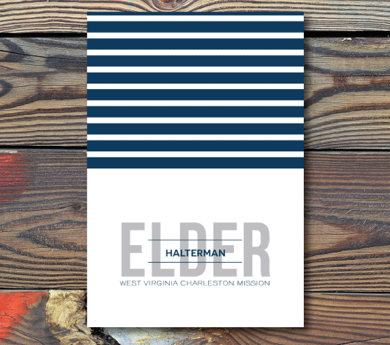 Notecards-Called to Serve(Elder)