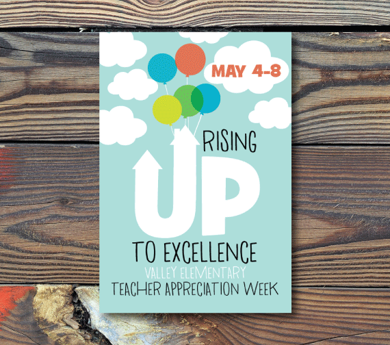 Posters-Rising Up to Excellence
