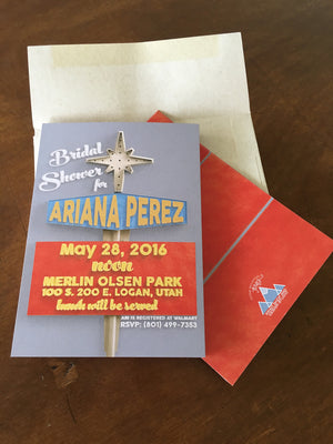 Bridal Shower Invitations 13