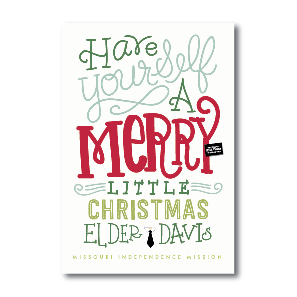 Posters-Merry Little Christmas