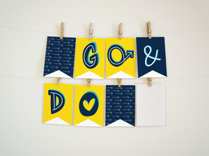 Youth Theme 2020-Go&Do Bunting