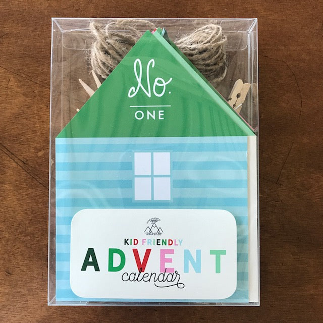 Advent Calendar-Kid Friendly