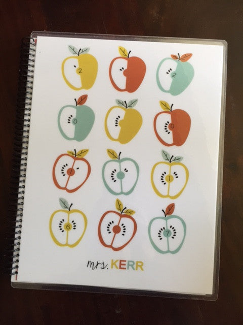Planners-Teacher Apple