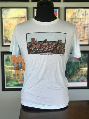 LeFevre's Monument Valley Tee
