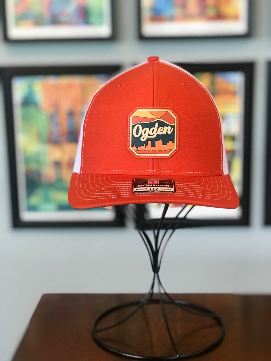 Ogden Patch Trucker Hat