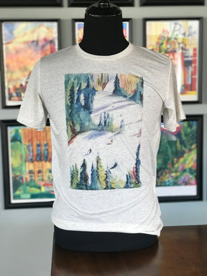 Cara Koolmees Skiers and Boarders Tee