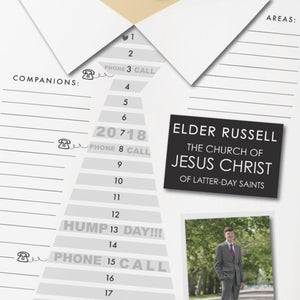 Poster-Missionary Countdown (Elder)