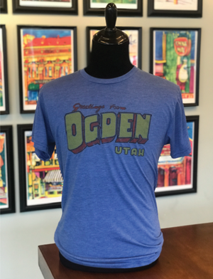 Greetings from Ogden Tee