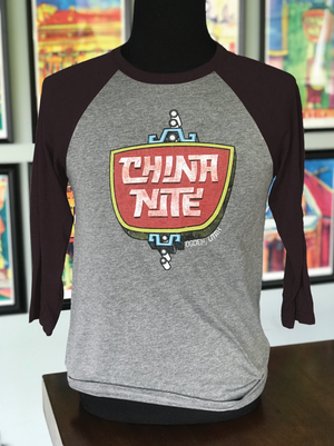 China Nite Baseball Tee