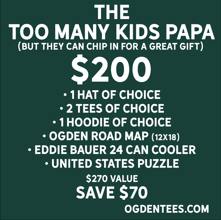 The Too Many Kids Papa