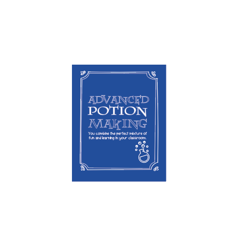 Treat Tags-Harry Potter(Advanced Potion Making)