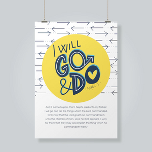 Youth Theme 2020-Go&Do Posters