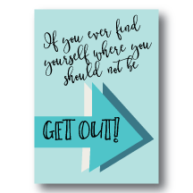 Art Prints-Get Out
