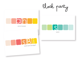 notecards-block party