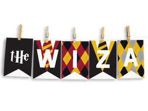 Bunting Banners-Wizarding World(Harry Potter)