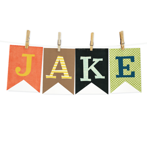 Bunting Banners-Word Up! (BOY)