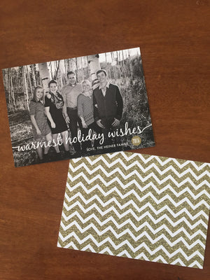 Holiday Card- Everything's Gonna Be Cool This Christmas