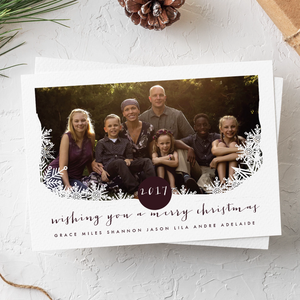 Holiday Card-Winter Wonderland