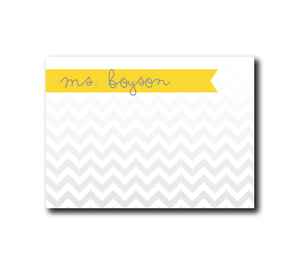 notecards-new school