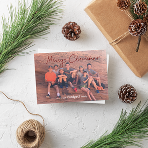 Holiday Card-A Christmas Story
