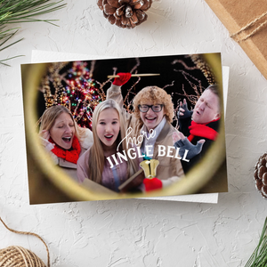 Holiday Card-Jingle All the Way