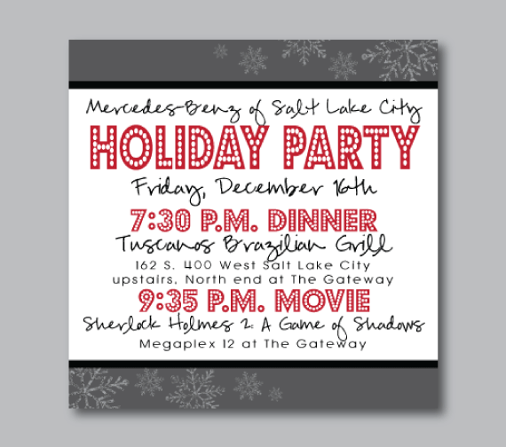 party invitations eat drink and be merry stone mountain press