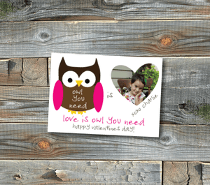 classroom valentines-owl you need