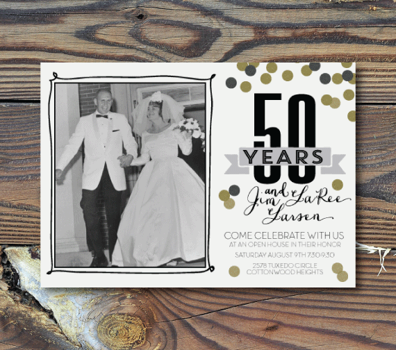 Invitations-Anniversary
