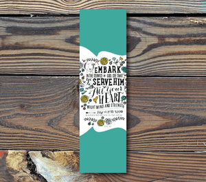Bookmarks-Young Women Theme 2015