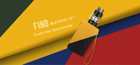 Voopoo FIND S UFORCE T2 Kit 4400mAh