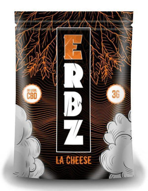 Erbz LA Cheese 20% Infused CBD Herbal Incense