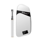 G3 Box Mod Magnetic Vape Starter Kit - White