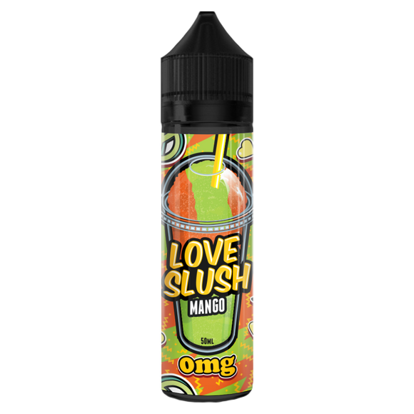 Love Slush 50ml E-Liquid - Mango by en-ex