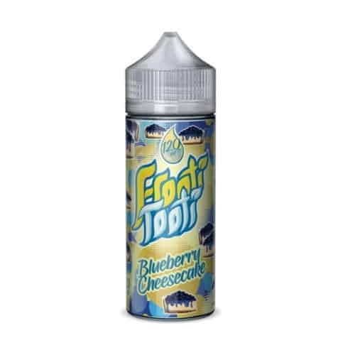 Frooti Tooti Blueberry Cheesecake 50ml E-liquid