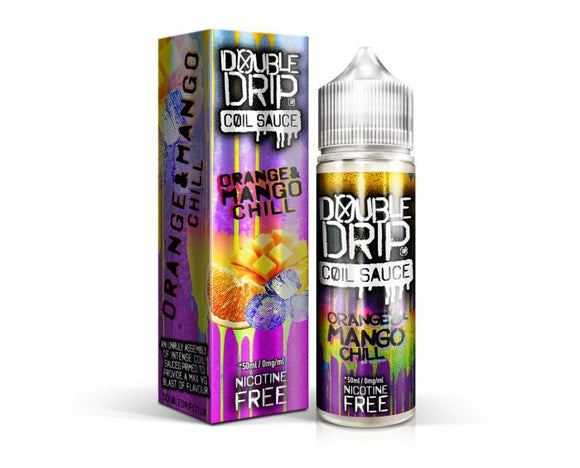 Double Drip 50ml - Orange & Mango Chill by en-ex
