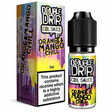 Double Drip 10ml - Orange & Mango Chill by en-ex