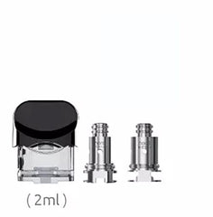 Smok Nord Replacement Pod & 2 Coils