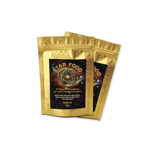 Star Food with Monatomic Gold 45g