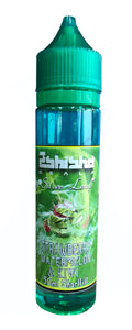 eShishaDeala Silver Leaf Strawberry, Watermelon & Kiwi 200ml E-Liquid by en-ex