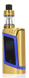 idealaworld,Smok Alien Kit 220 Watts - Gold/Blue
